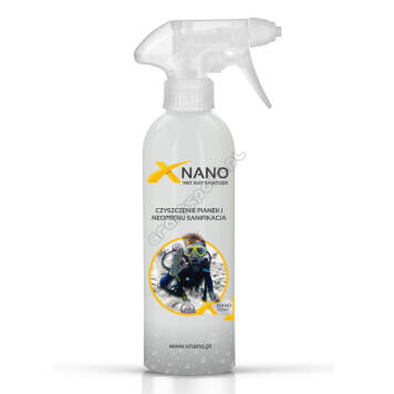 XNANO Wet Suit Sanitizer - preparat do czyszczenia neoprenu - 250 ml