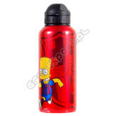 Bidon FC Barcelona Bart Simpson 400ml